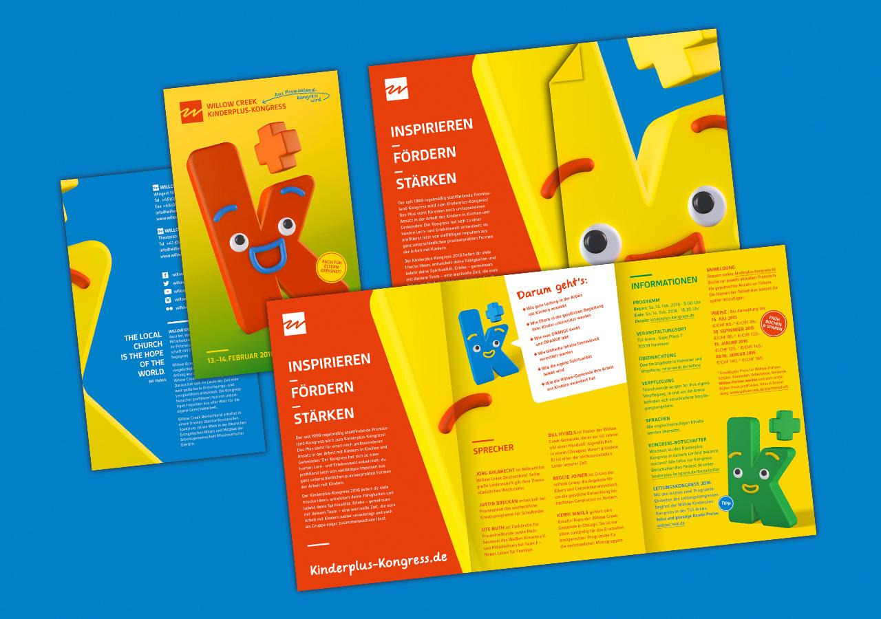 Willow Creek Kongressausstattung ©gobasil GmbH ~ Agentur für Kommunikation, Hamburg Hannover