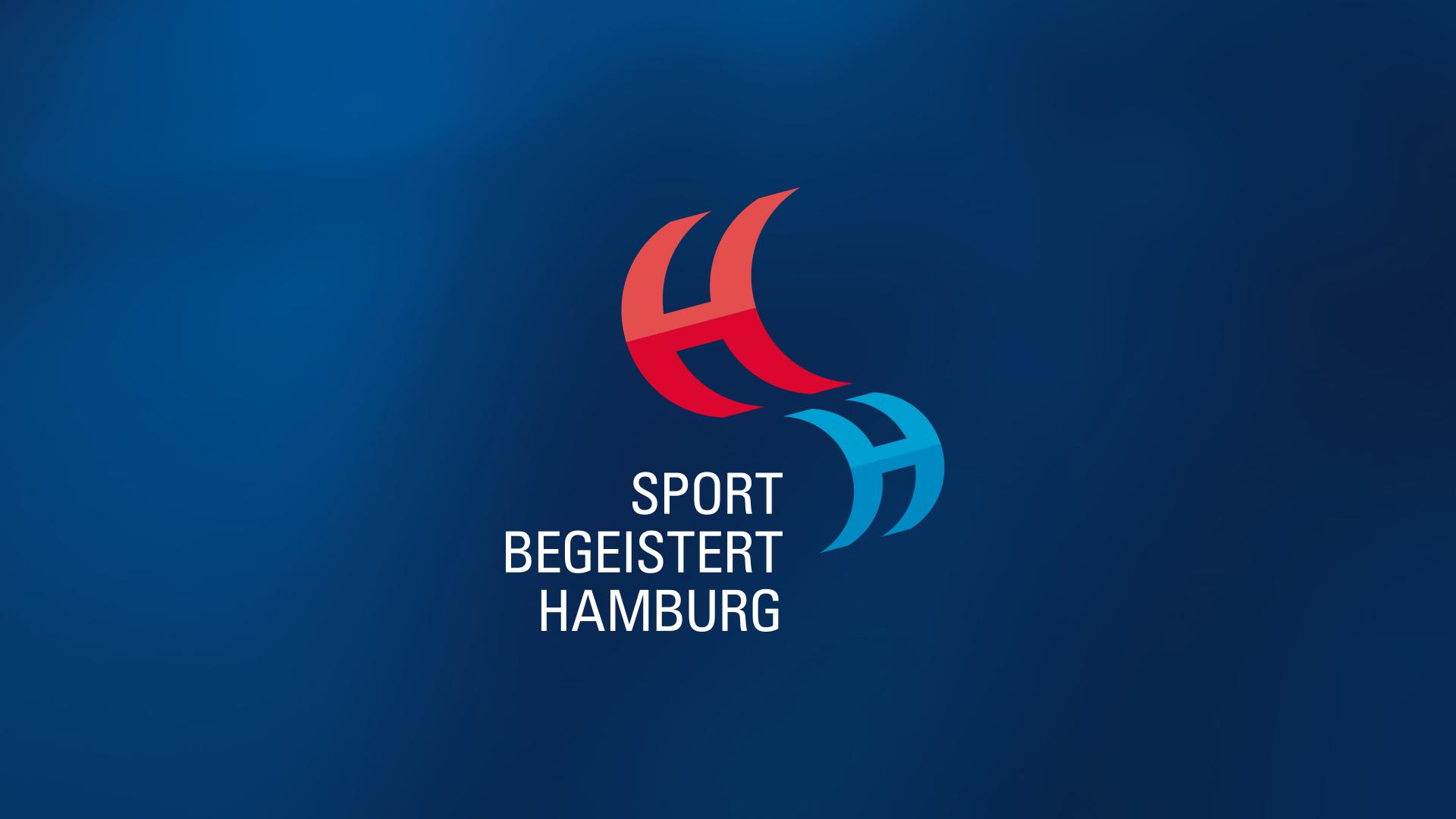 Sportstadt Hamburg Logodesign ©gobasil ~ Agentur für Kommunikation, Hamburg Hannover
