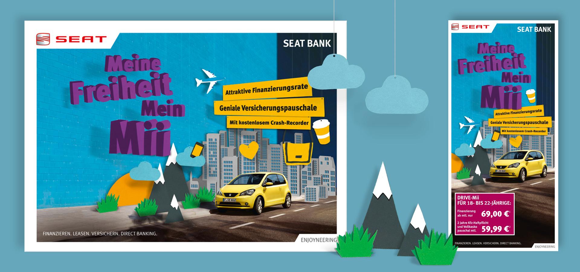 VWFS Mii Kampagne ©gobasil ~ Agentur für Kommunikation, Hamburg Hannover