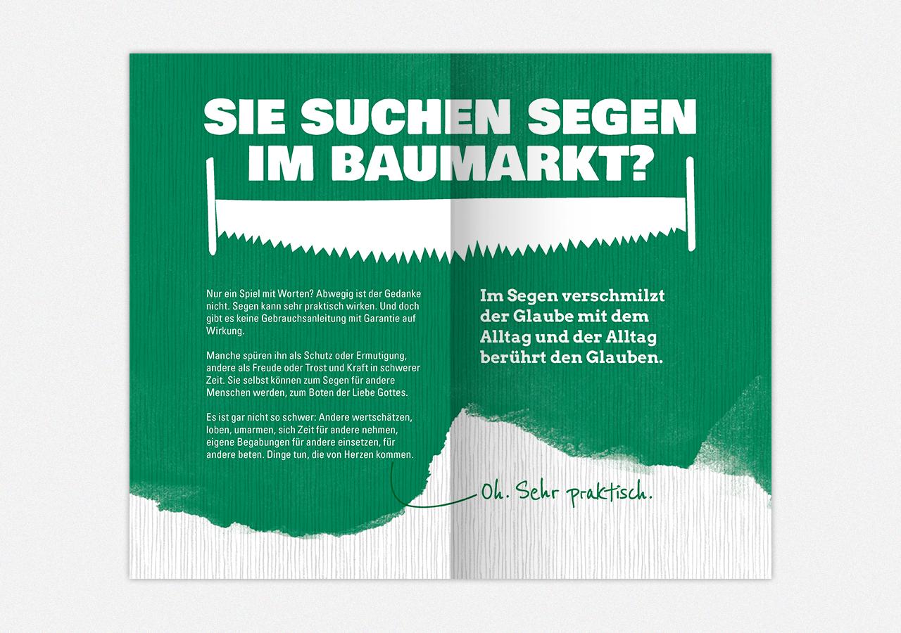 EKHN Impulspost-Glueckssegen ©gobasil ~ Agentur für Kommunikation, Hamburg Hannover